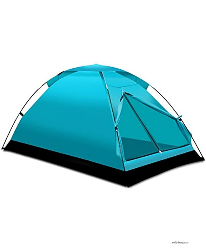 Alvantor Camping Tent Outdoor Travelite Backpacking Light Weight Family Dome Tent Pop Up Instant Portable Compact Shelter Easy Set Up NOT Waterproof