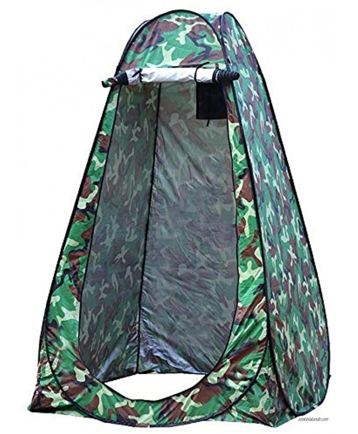 YZKJ New Pop Up Privacy Shelters Tent Instant Portable Outdoor Shower Tent,Camp Toilet,Changing Room,Rain Shelter for Camping Beach,Outdoor Foldable Changing Room Privacy Shelter