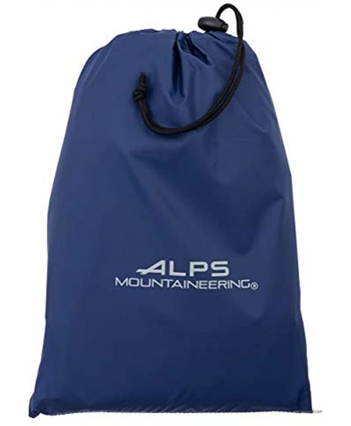 ALPS Mountaineering Lynx 2-Person Tent Footprint Blue