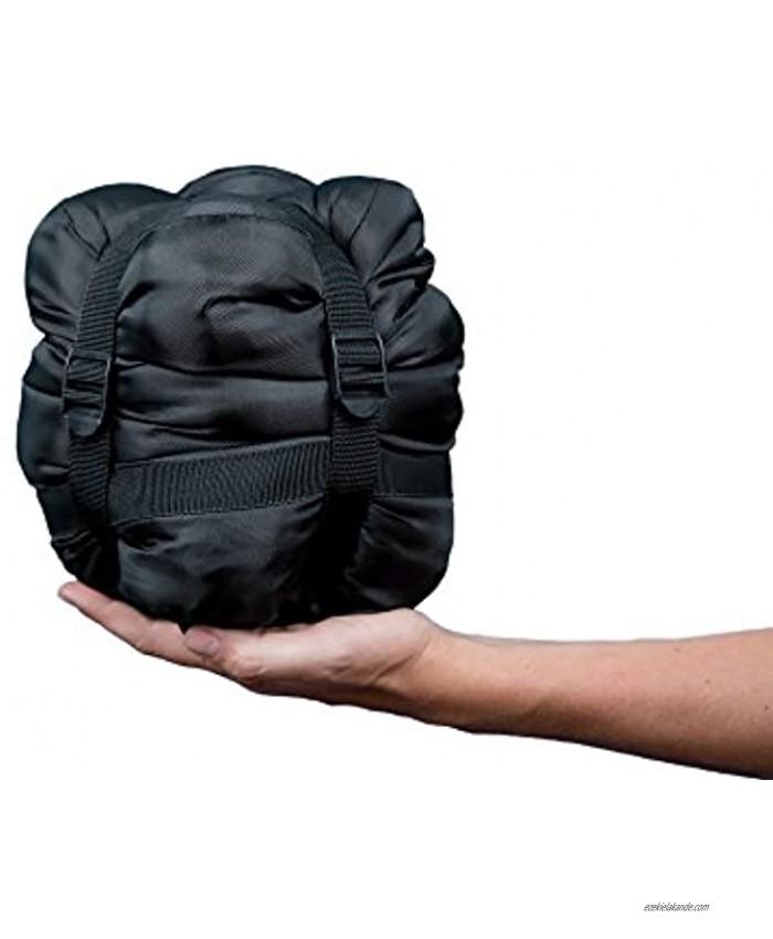 REVALCAMP Compression Bag for Our Rectangular Sleeping Bags